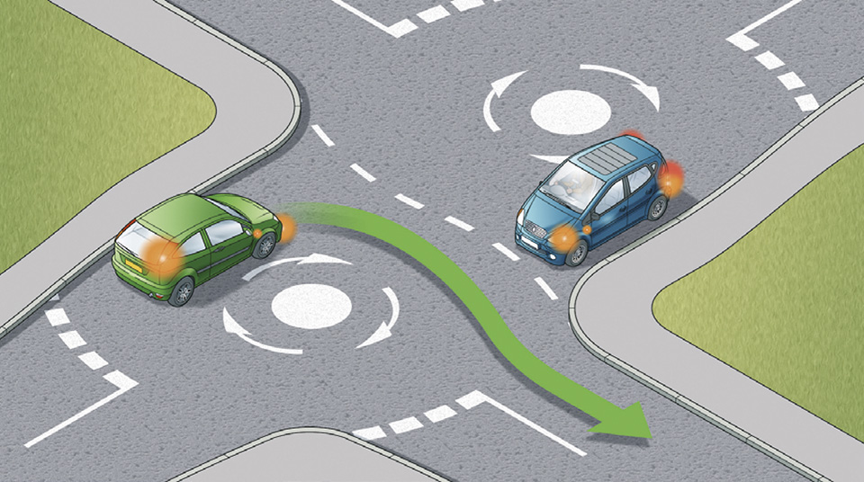 Rule 190: Treat each roundabout separately